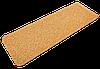 Коврик для йоги пробковый Record FI-6977 двухслойный 5мм