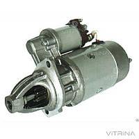 Стартер DECARO ГАЗ-3102, 31029, 3110 (редукторный, на пост. магнитах) | 422.3708000 Англия