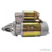 Стартер  ГАЗ-3102, 31029, 3110 (редукторный, на пост. магнитах) | 422.3708000 Украина
