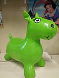 Прыгун резиновый MS 0953 (Зеленый), фото 3