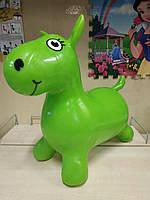 Прыгун резиновый MS 0953 (Зеленый), фото 1