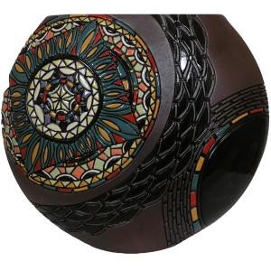 Ваза керамическая Аква