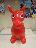 Детские прыгуны-лошадки (MS 0967) (Красный), фото 3