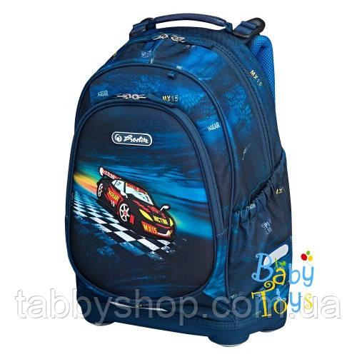 Рюкзак школьный ортопедический Herlitz BLISS Super Racer