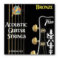 Струни для акустичної гітари FRAMUS 48220 BRONZE MEDIUM (12-53)
