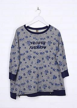 Пуловер Prenatal M (42-44) серый (S602KW156FA003_Gray)