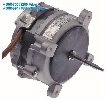 Электродвигатель 601854 для крыльчатки печи Piron