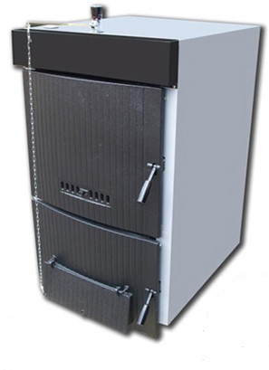 Твердотопливный котел ( Dunatech Solid 3)