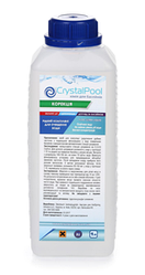 Жидкий Флокулянт Crystal Pool 1 л