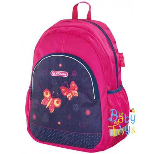 Рюкзак детский Herlitz KIDS Butterfly Dreams