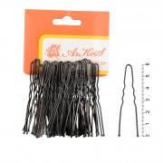Шпильки для волос Arkos, набор (сред. 6см. ) 50 шт.