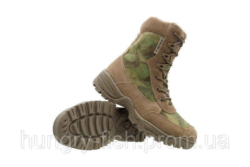 Берцы mil-tec tactical boot a-tacs
