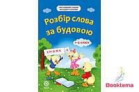 Ткаченко Л.П. Розбір слова за будовою 1-4 класи