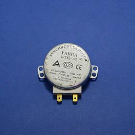Мотор микроволновой печи 220В  (4 оборота в минуту )