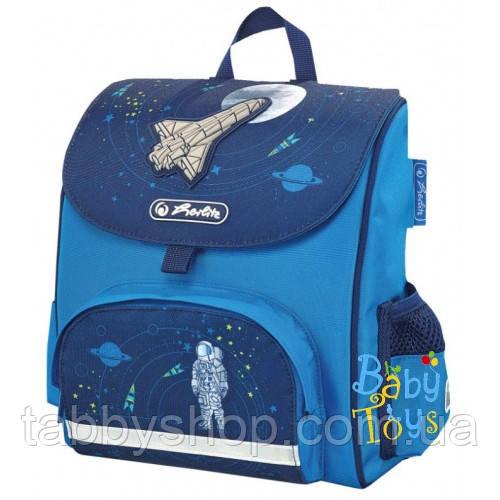 Рюкзак каркасный дошкольный Herlitz PRE-MINI Universe