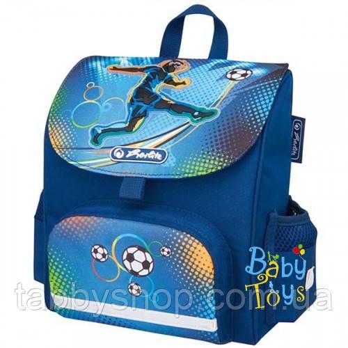 Рюкзак каркасный дошкольный Herlitz PRE-MINI Soccer