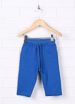 Штаны Prenatal 3-6 month (62 cm) синий (F523TR587FP00D_Blue)