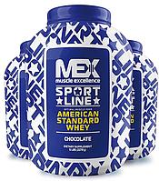 Сывороточный протеин MEX Nutrition - American Standard Whey (2270 грамм)