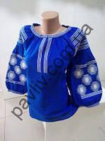 Блузка вышиванка Енеїда 1синС1Га3 72 Е