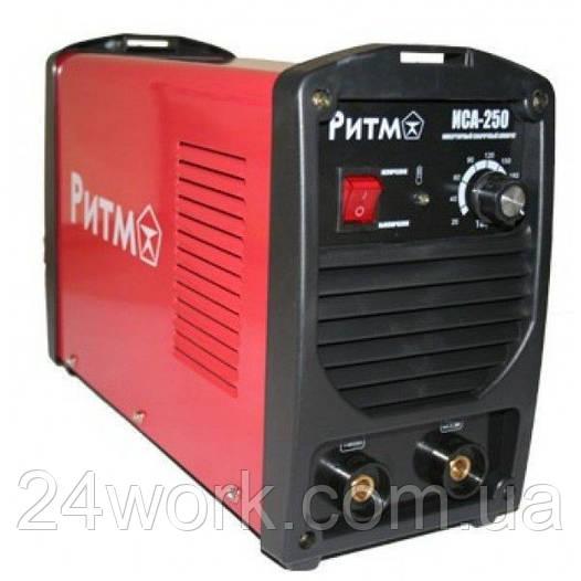 Инверторный сварочный аппарат Ритм ИСА 200 (мини)