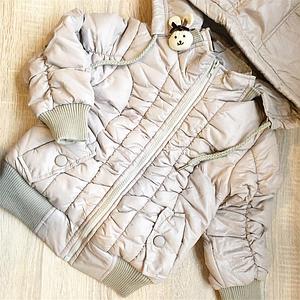 Красивая оригинальная курточка на девочку от Mini Molly 3-5 лет