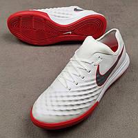 Футзалки футбольные Nike MagistaX Finale II IC White