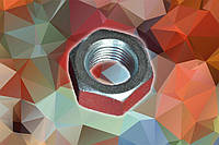 Гайка М20 DIN 934 с мелкой резьбой оцинкованная, фото 1