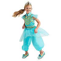 """Карнавальный костюм Жасмин и туфельки """"Аладин"""" Disney Store 2018, фото 1"""