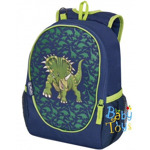 Рюкзак дошкольный Herlitz ROOKIE Dino