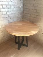 Обеденный стол Вена, ЛОФТ для дома, офиса, ресторана, кафе