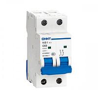 Автоматический выключатель на постоянный ток NB1-63DC 4P C25 DC1000V 6kA