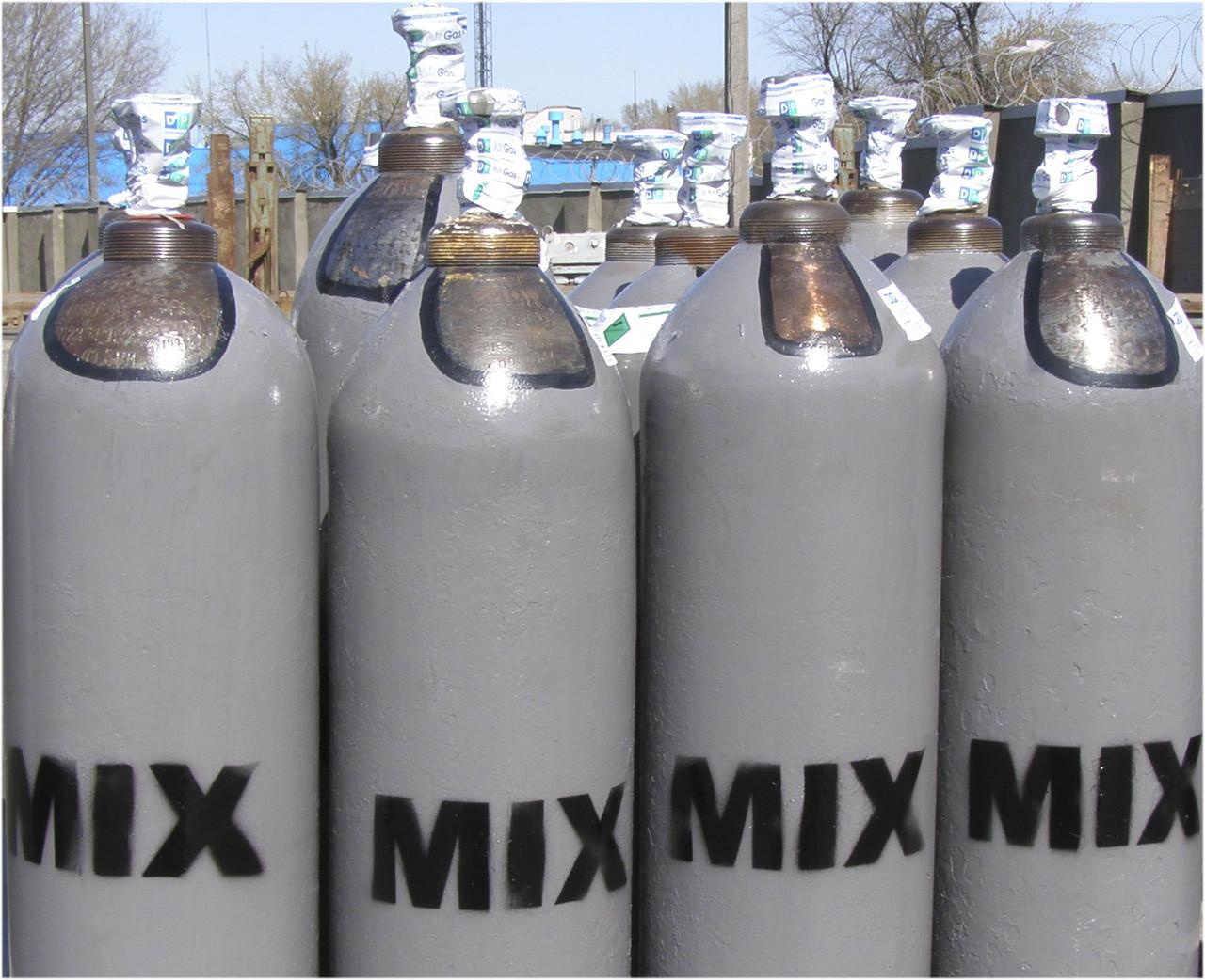 Балон під газові (зварювальні) суміші 40 літрів