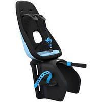 Детское велокресло на багажник Thule Yepp Nexxt Maxi Universal Mount Auqamarine (Blue)