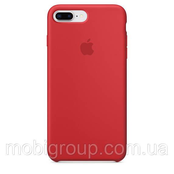 Чехол Silicone Case для iPhone 7/8 Plus, Red