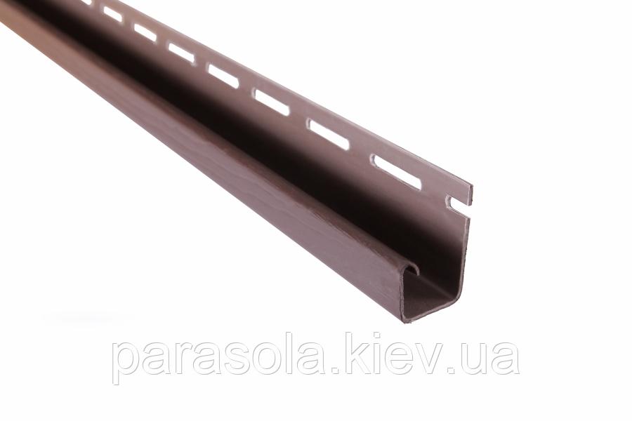 Планка ASKO J коричнева, 3.8 м