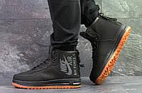 Кроссовки мужские зимние Nike Air Force. ТОП КАЧЕСТВО!!! Реплика класса люкс (ААА+), фото 1