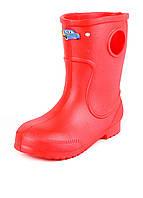 Резиновые сапоги Jose Amorales 28/29(р) Красный 116604
