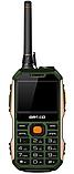 Мобильный телефон-рация Grsed E8800  2 сим,2,4 дюйма,1,3 Мп,8800 мА\ч., фото 3