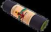 Коврик для йоги двухсторонний TPE 6 мм салатовый