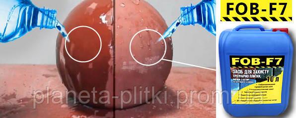 водоотталкивающее средство ФОБ-Ф7 для бетона,
