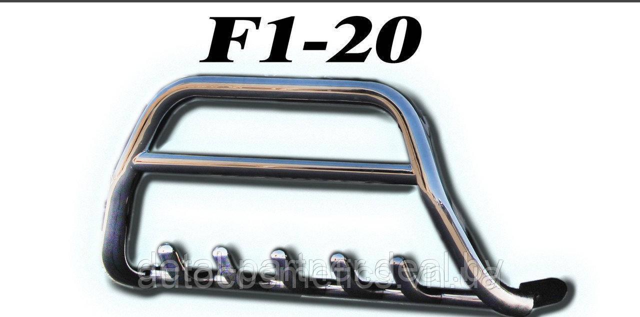 Кенгурятник F1-20.