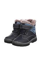 Ботинки Biki 27(р) Синий C-B51-07-D