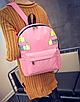 Рюкзак городской молодежный Like Розовый, фото 3