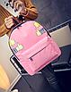 Рюкзак городской молодежный Like Розовый, фото 2