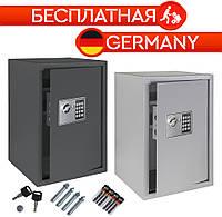 Сейф 34,5x35x50 Германия стальной для дома и офиса