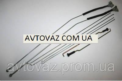 Тяги замка двери ВАЗ 2105- 2107 комплект