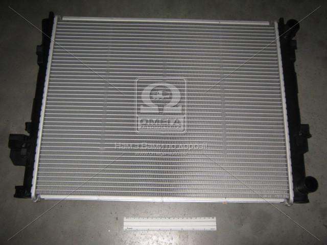 Радиатор охлаждения OPEL, RENAULT (пр-во Nissens), 63025A
