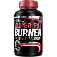 Жиросжигатель BioTechUSA Super Fat Burner,120 tabl