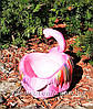 Садовая фигура Кашпо Фламинго, фото 5