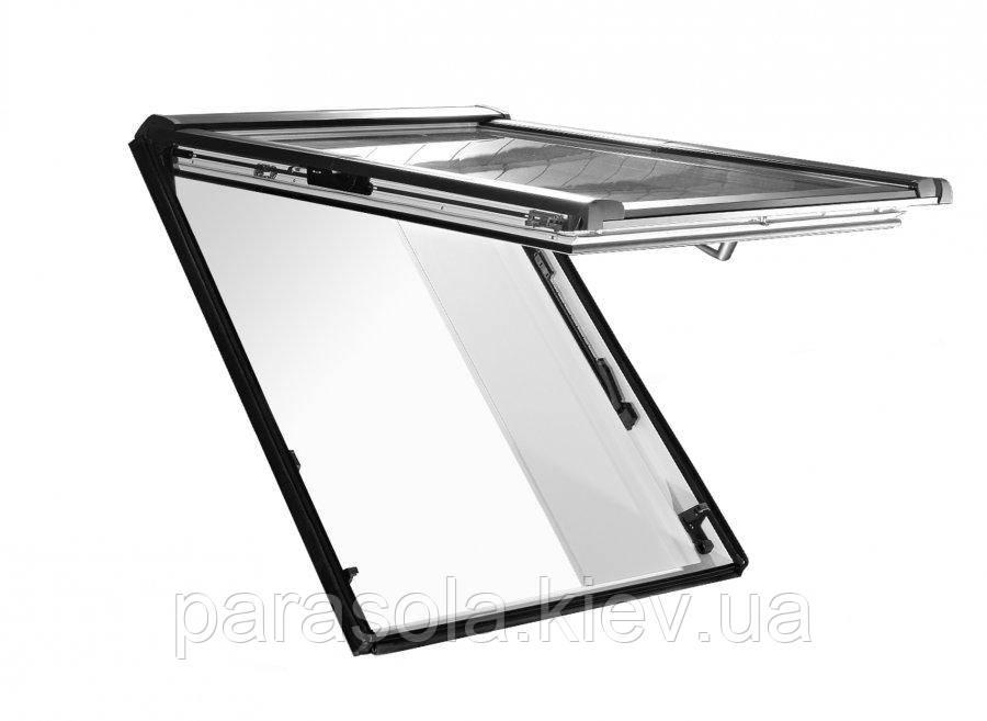 Вікно мансардне Designo WDF R85 K W WD AL 09/18